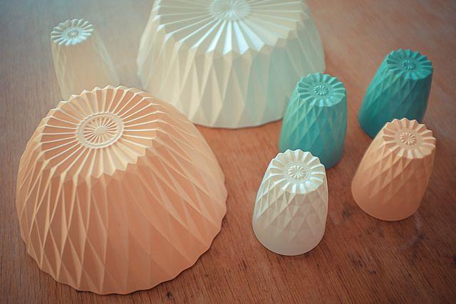 DIY, moderniser de la vaisselle Duralex - planB par Morganours