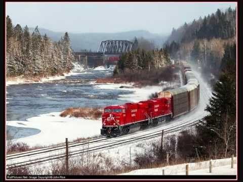 Hank Snow - Ghost Trains - YouTube