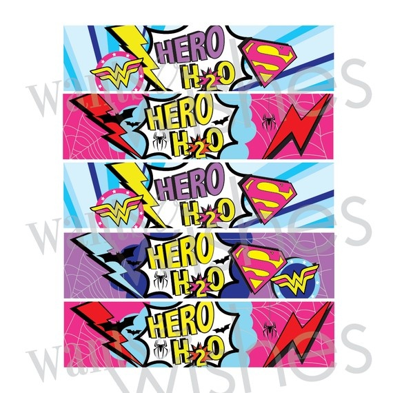 Printables...http://www.etsy.com/listing/68177516/printable-girl-superhero-collection