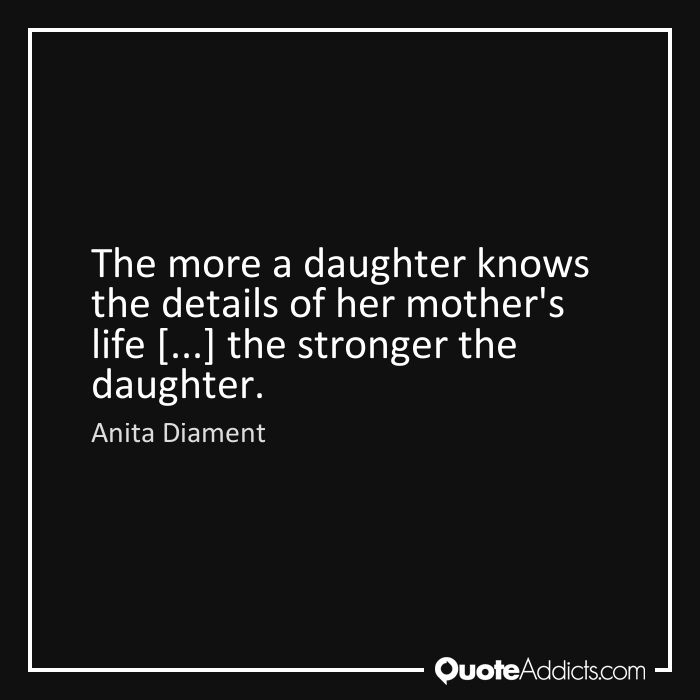 Mother and daughter relationship quotes and sayings-6890