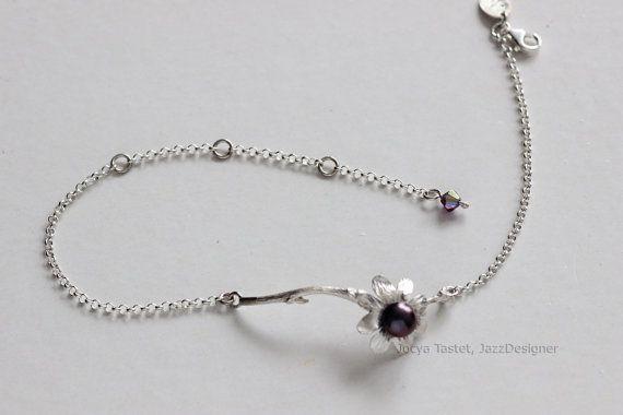 Retrouvez cet article dans ma boutique Etsy https://www.etsy.com/ca-fr/listing/477202134/bracelet-chaine-bracelet-brindille