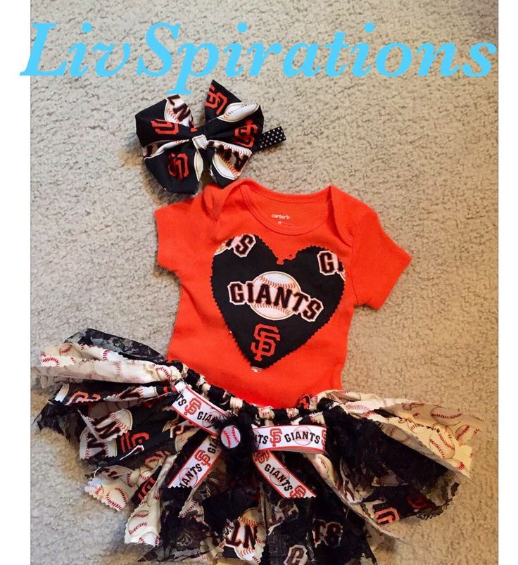 San Francisco Giants-SF headbands-SF Onesie- Giants Skirt-Gifts for Giants Fans-SF-Giants-Baby Shower Gifts-Birthday Girl-Baseball fan by LivSpirations on Etsy https://www.etsy.com/listing/233807620/san-francisco-giants-sf-headbands-sf