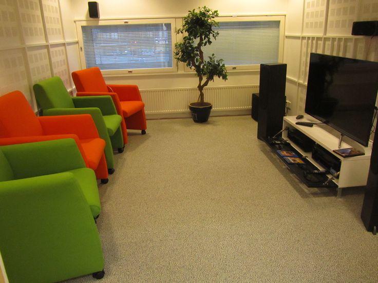Musiikkiosaston elokuvahuone, 3D