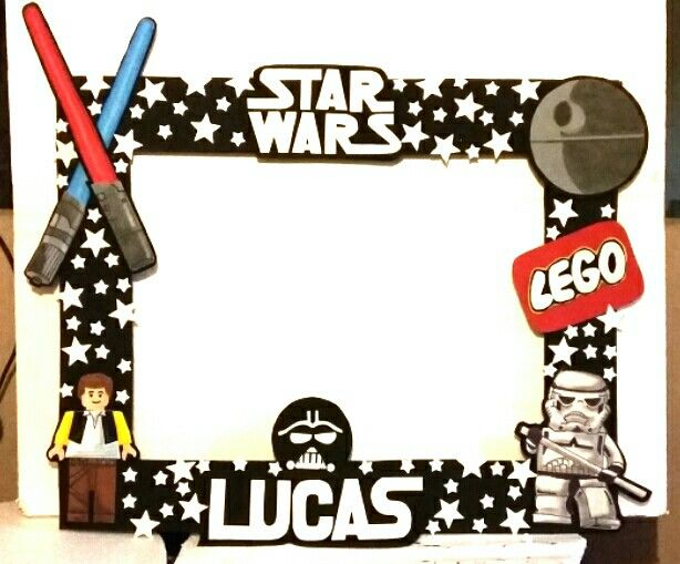 Fotobook star Wars Lego   En fomy