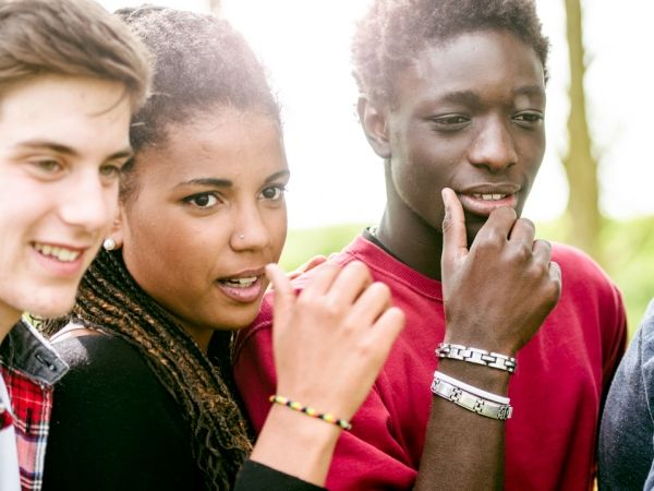 Inclusive Anti-Bullying Policies Create a Safer Environment for LGBT Students