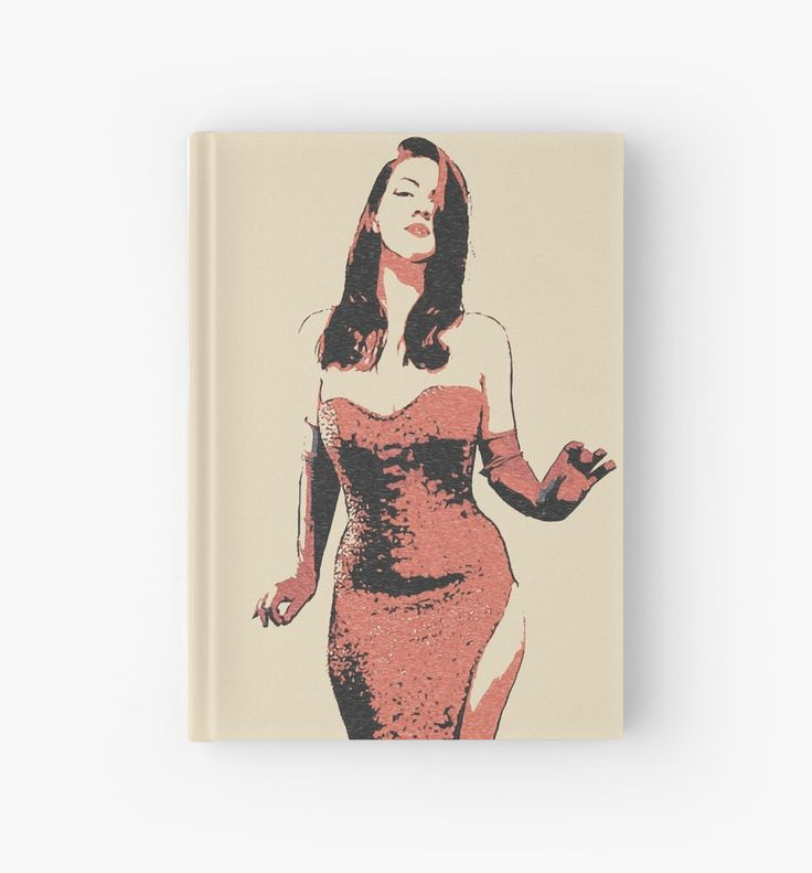 Glam pin-up, Jessica Rabbit • Also buy this artwork on stationery, apparel, stickers, and more.  20% off! Use GOGREEN20 at checkout #sale #promo #limited #time #art