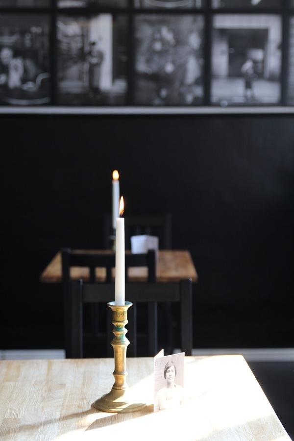 261 café in Landskrona/Sweden.  j. levau photography