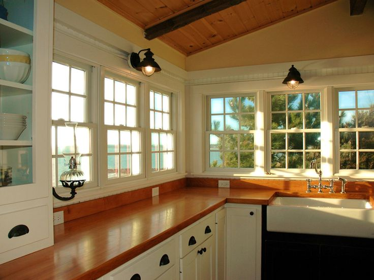 Cottage Kitchen Design 98 best coastal kitchens images on pinterest | home, kitchen and