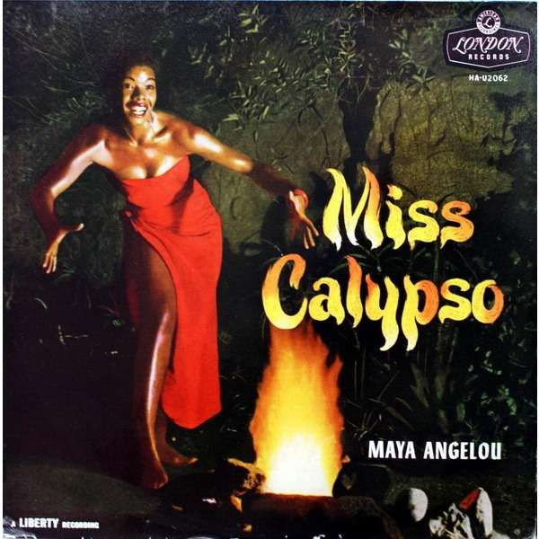 Listen To Some Calypso Music From Maya Angelou, American Songwriter, Songwriting