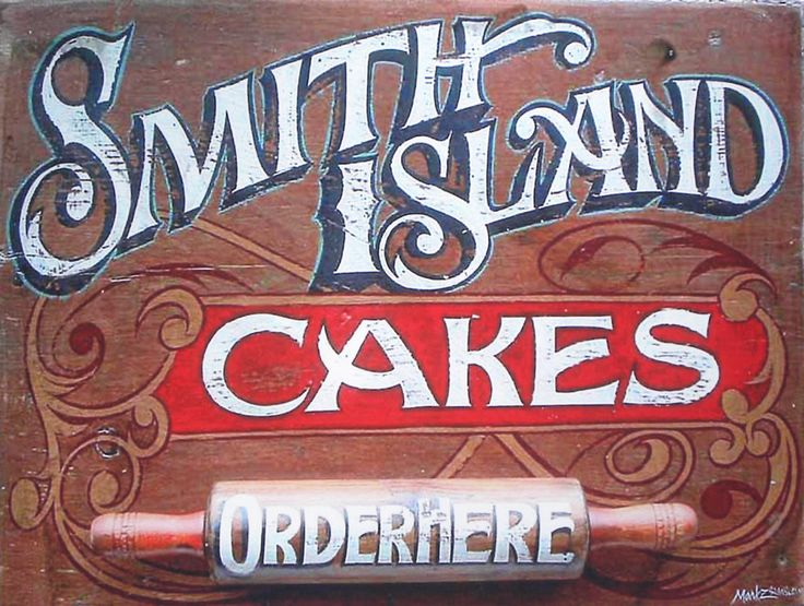 Smith Island Cake Print