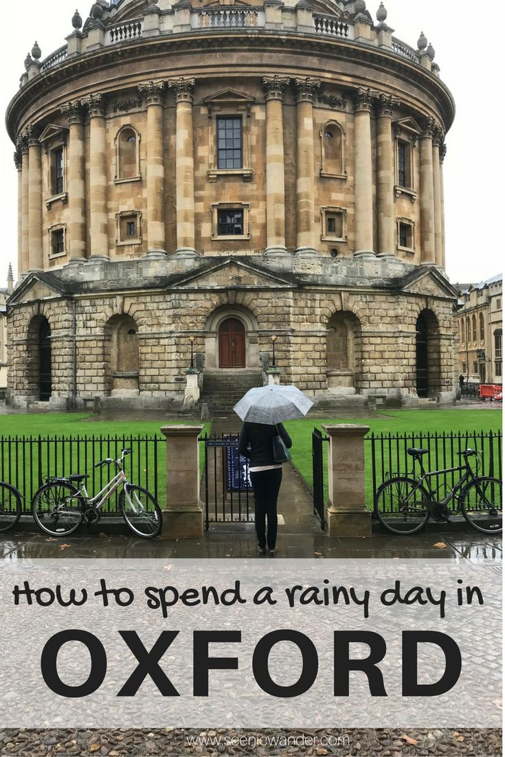 Oxford is an amazing city to visit, even when it is pouring rain! Even though I didn't do a lot of the traditional Oxford things, I did get to check out a really cool pub where the cast of Harry Potter hung out while they were filming here! How would you spend a rainy day in Oxford, England?