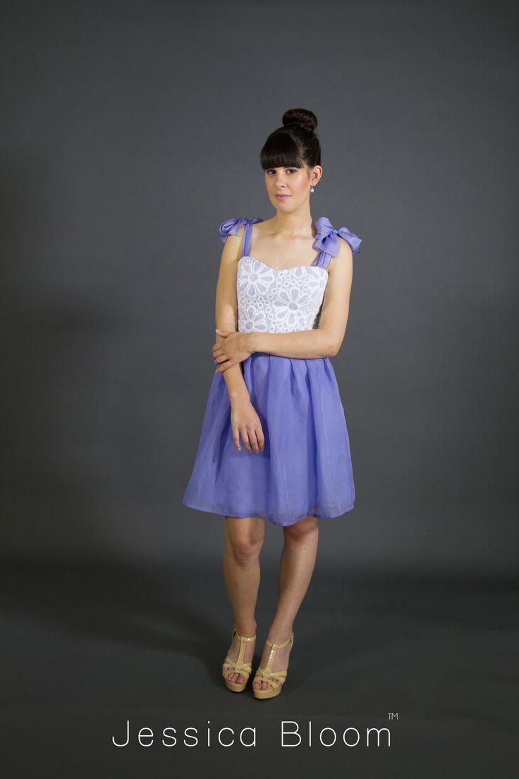 Jessica Bloom Cocktail Dress Arabelle