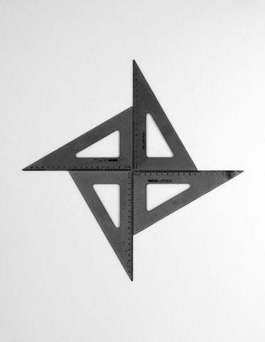 Ignacio Uriarte - Four Geometry Sets, 2011
