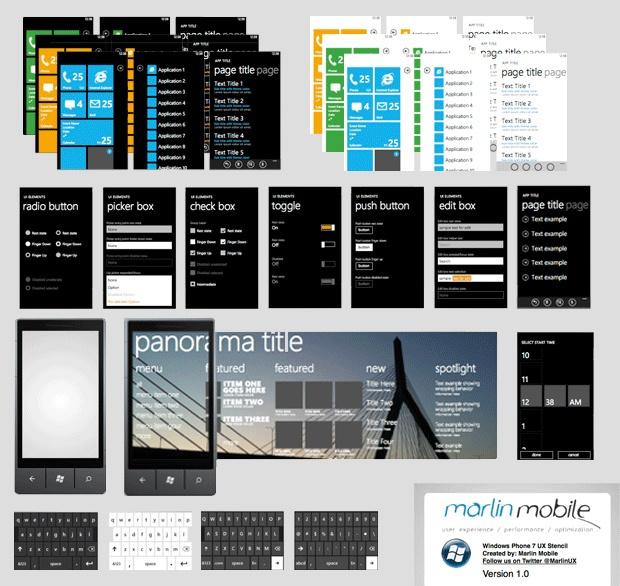 windows 7 wireframe for omnigraffle #UX #UI #mobile #omnigraffle http://graffletopia.com/stencils/689