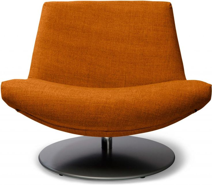 Fauteuil Coco+ - Oranje - Gecoat staal - DYYK