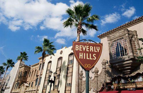 Beverly Hills!