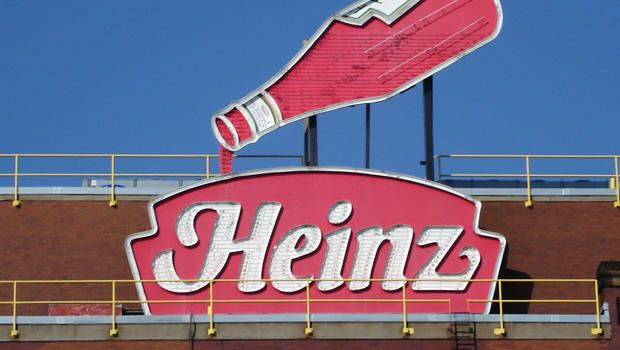 How 500 Years Of Weird Condiment History Designed The Heinz Ketchup Bottle