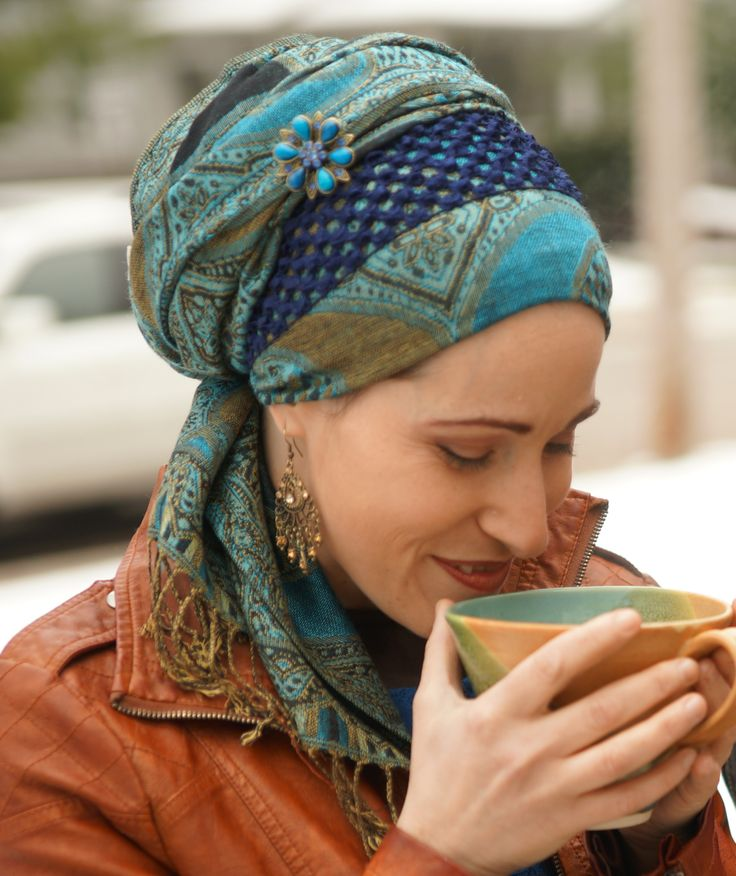 Wrapunzel.com » Headscarves. Beautiful. Fun. Affordable. Hand picked for you! » Peaceful Mornings