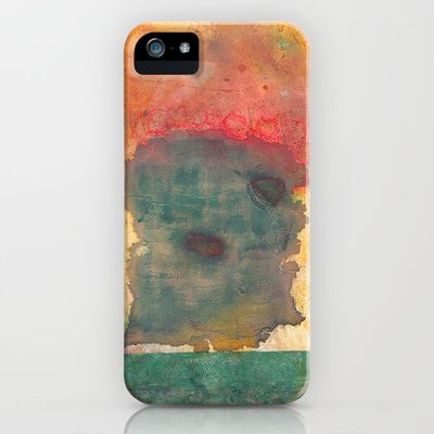 A Man's Face iPhone & iPod Case by Loredana - $35.00