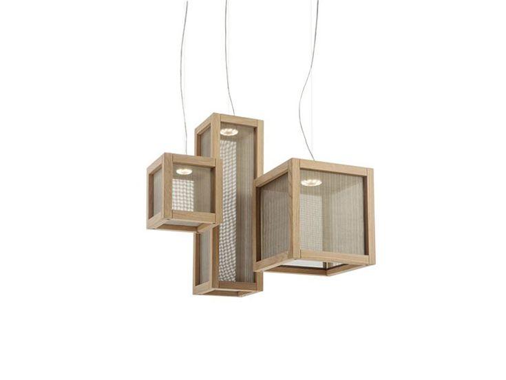 Oltre 25 fantastiche idee su lampadario in legno su for Lampadario legno moderno