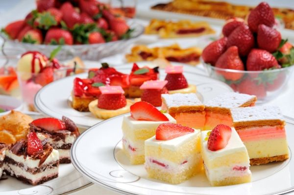 【いちごの日】生イチゴ&イチゴスイーツ食べ放題「ストロベリーフェア」、横浜ベイシェラトンで