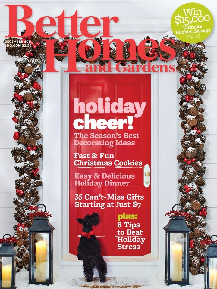 9 Best Images About Better Homes And Gardens Magazine Covers On