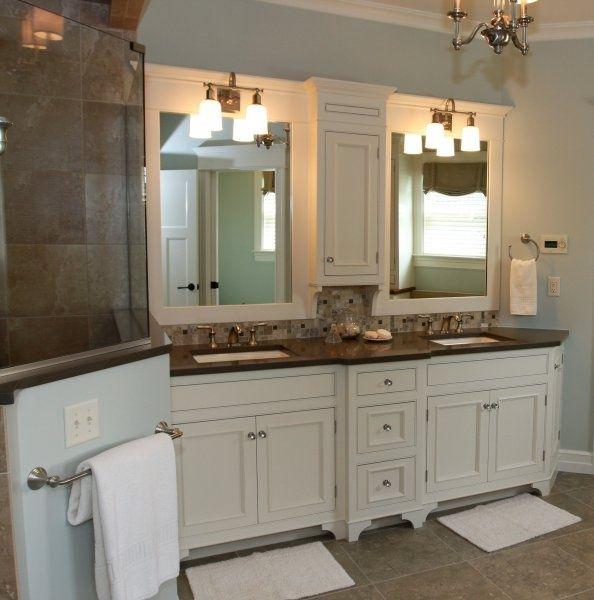 14 best mobile home bathroom remodel images on pinterest - Manufactured home bathroom vanity ...