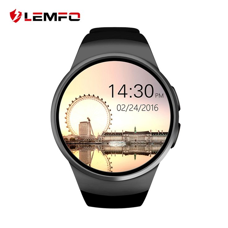 #Smartwatch Phone Support SIM-cards TF heart rate  US $59.49 / piece