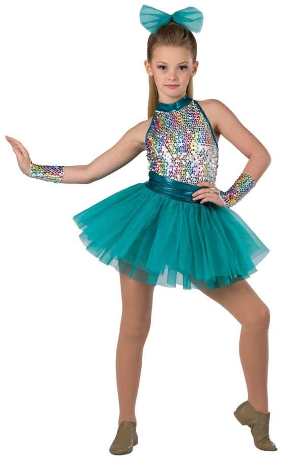 Tap and Jazz Detail | Dansco - Dance Costumes and Recital Wear --also comes in purple and pink
