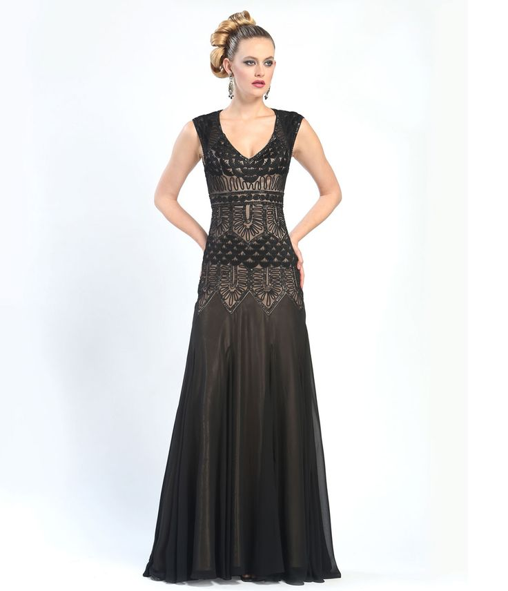 10  ideas about 1920s Prom Dresses on Pinterest  Great gatsby ...