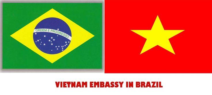 L' ambassade du Vietnam au Brésil - https://vietnamvisa.gouv.vn/ambassade-du-vietnam-au-bresil/