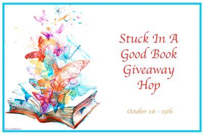 The Readers Den: Stuck in a Good Book Giveaway Hop