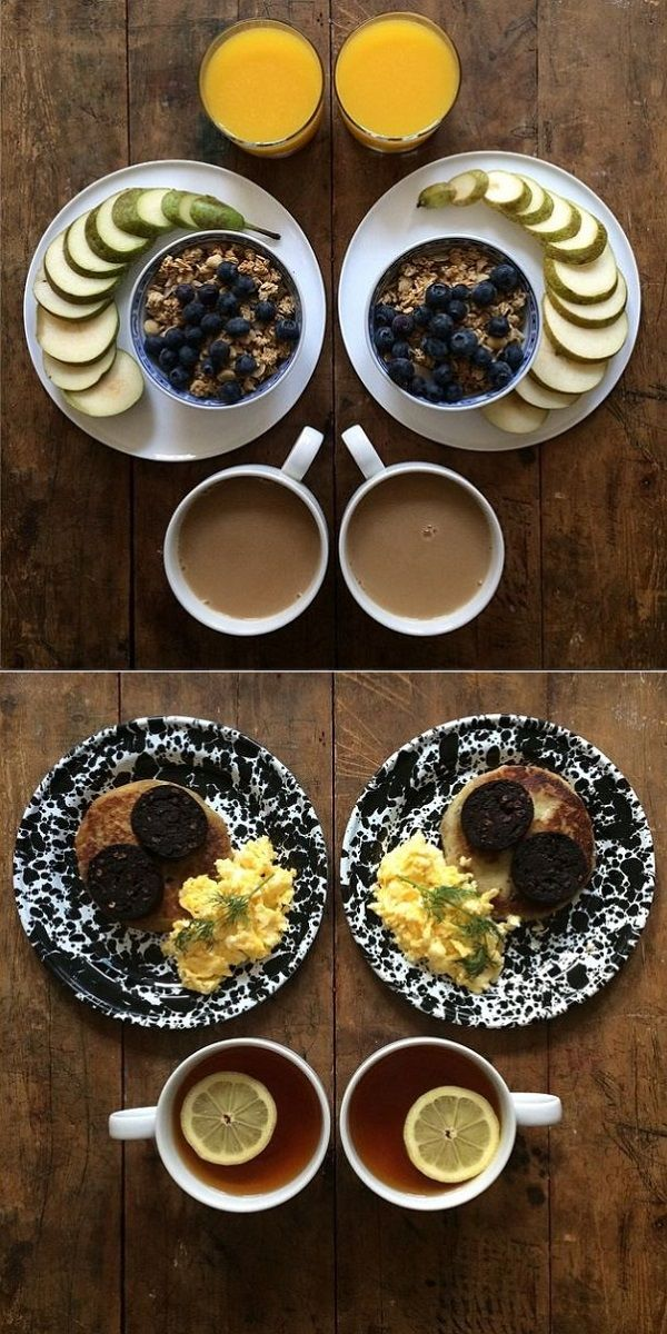 Symmetry Breakfast