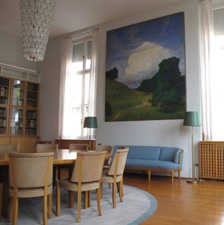 En tredje version av Molnet. Svenska Institutet i Rom.