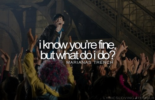 Fallout - Marianas Trench!! Truly my fave song right now!! @mtrench killer #production and #harmonies!