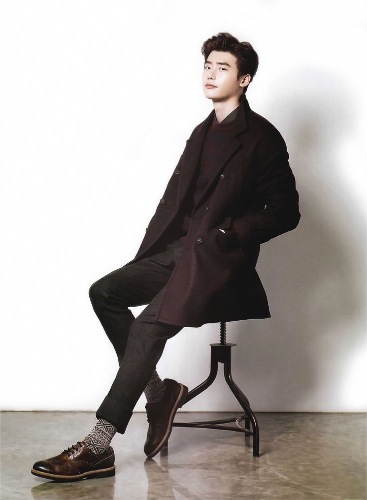 Lee Jong Suk - GQ Magazine October Issue '14 fashionable men