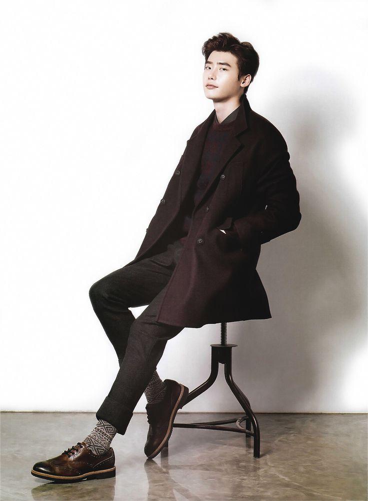 Lee Jong Suk - GQ Magazine October Issue '14 fashionable men