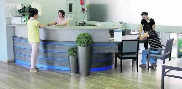 (2) Secrétaire Médicale Dans Une Clinique Privée.  sur FES EL JADID DAR DBIBAGH   Réfé...