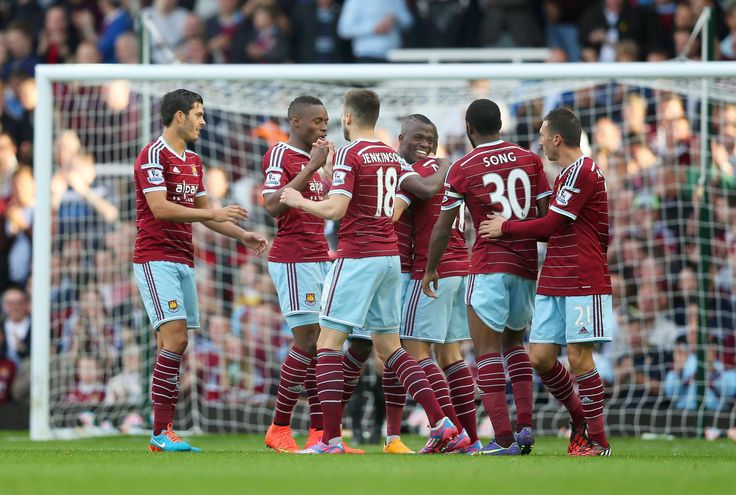 @WestHam the hammers team #9ine