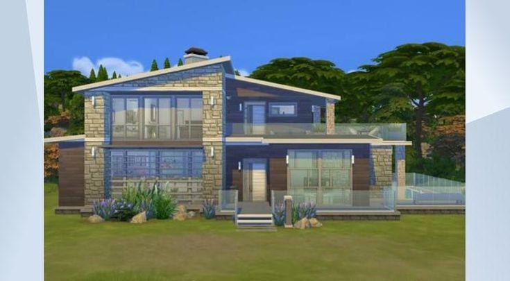 Nombre: Windenburg - Island II. ¡Mira este solar en la galería de Los Sims 4! -