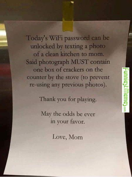 This is the kind of shit i'd do if i were a mom
