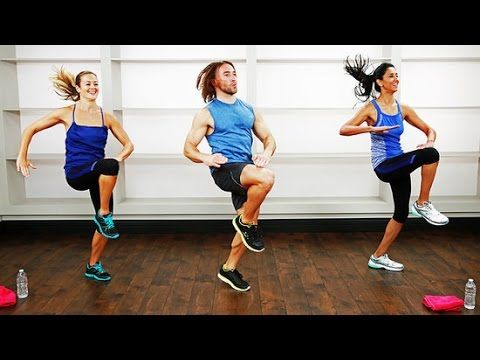 30-Minute Bodyweight Bootcamp Workout You Can Do Anywhere - YouTube My everything hurts. I hate/love this guy!