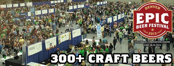 73 best craft beer festival posters images on pinterest for Craft show denver convention center