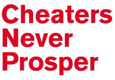 Cheaters Never Prosper, Proverb Stories, Tenses, English Grammar