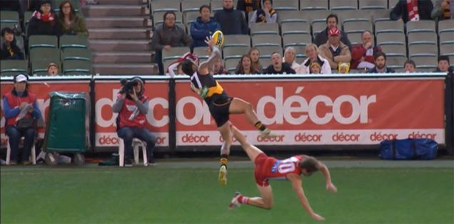 Mark and Goal of the Year nominations RD14 | #CommentaryBoxSports