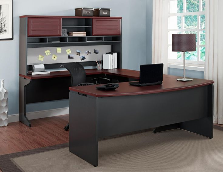10 Best Ideas About Desk With Hutch On Pinterest Built
