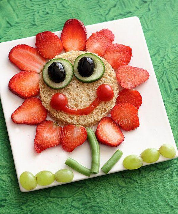 14 Recetas infantiles con fresas, la fruta de temporada