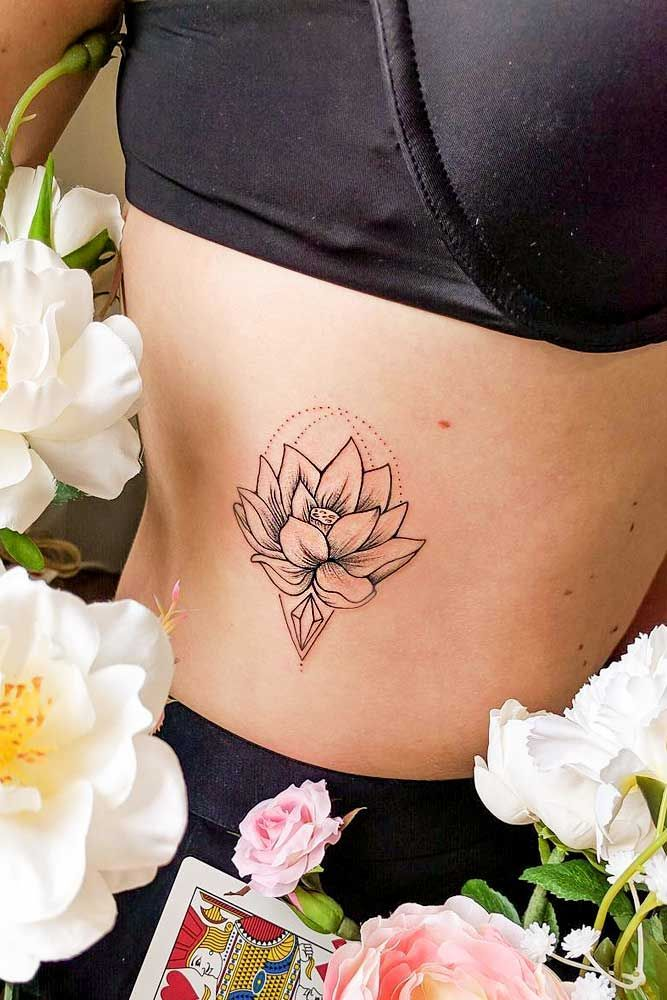 53 Best Lotus Flower Tattoo Ideas To Express Yourself Flower Tattoos Flower Tattoo Tattoos For Daughters
