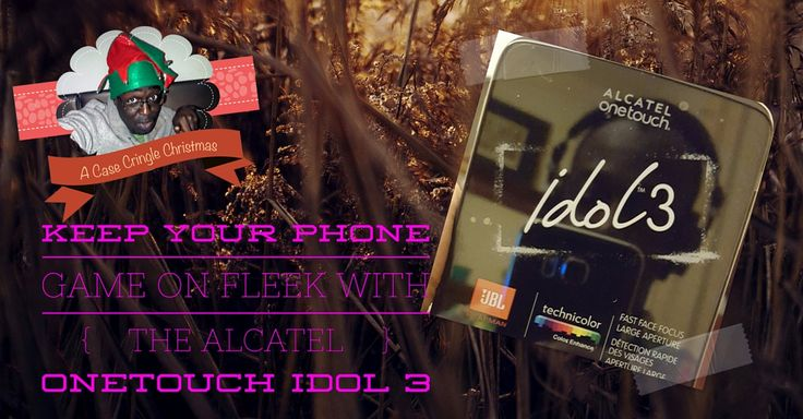 Enter this contest for the chance to win an Alcatel onetouch Idol 3 worth $350!