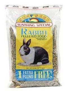 Rabbit Pellets 6lb (6pc)